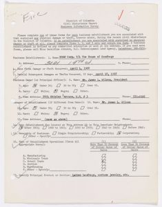 Remembering the Assassination of Martin Luther King, Jr.: Business Information Surveys for the Civil Disturbance Report, June 1968.