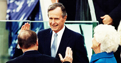 Presidential Library Series: George H.W. Bush