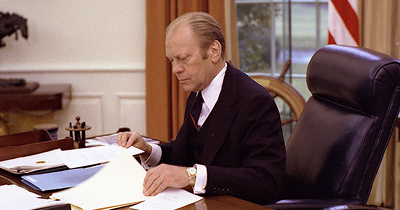 Presidential Library Series: Gerald Ford